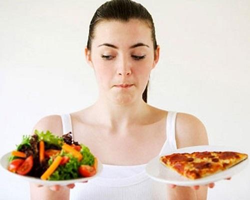 u xơ tử cung nên và không nên ăn gì