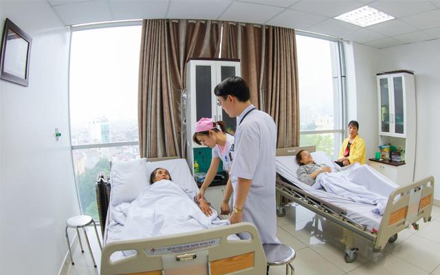 chăm sóc hậu phẫu tại bệnh viện Hưng Việt