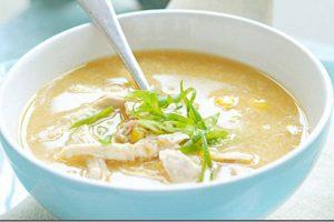 Sau phẫu thuật tuyến giáp nên ăn thức ăn mềm, dễ nuốt như súp, cháo, sữa, sinh tố…