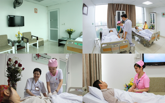 Bệnh viện ưng bướu Hưng Việt