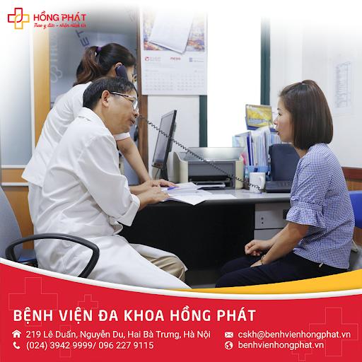 Bệnh viện đa khoa Hồng Phát